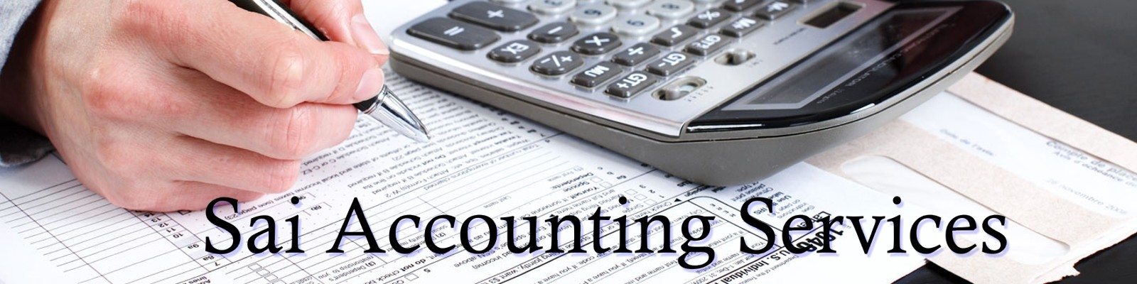 Sai Accounting Services Housing Society Accounting Services