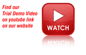 Watch our Trial Demo Video on YouTube